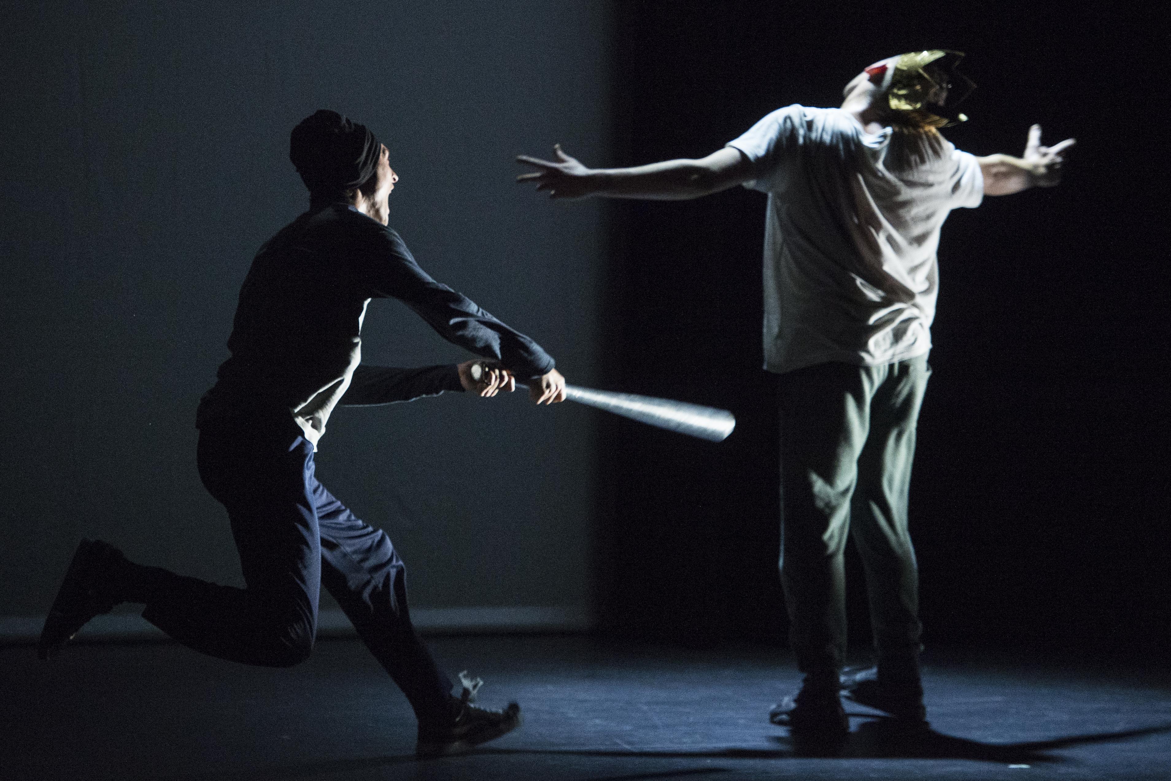 Abel et Caïn © M. Zanghellini