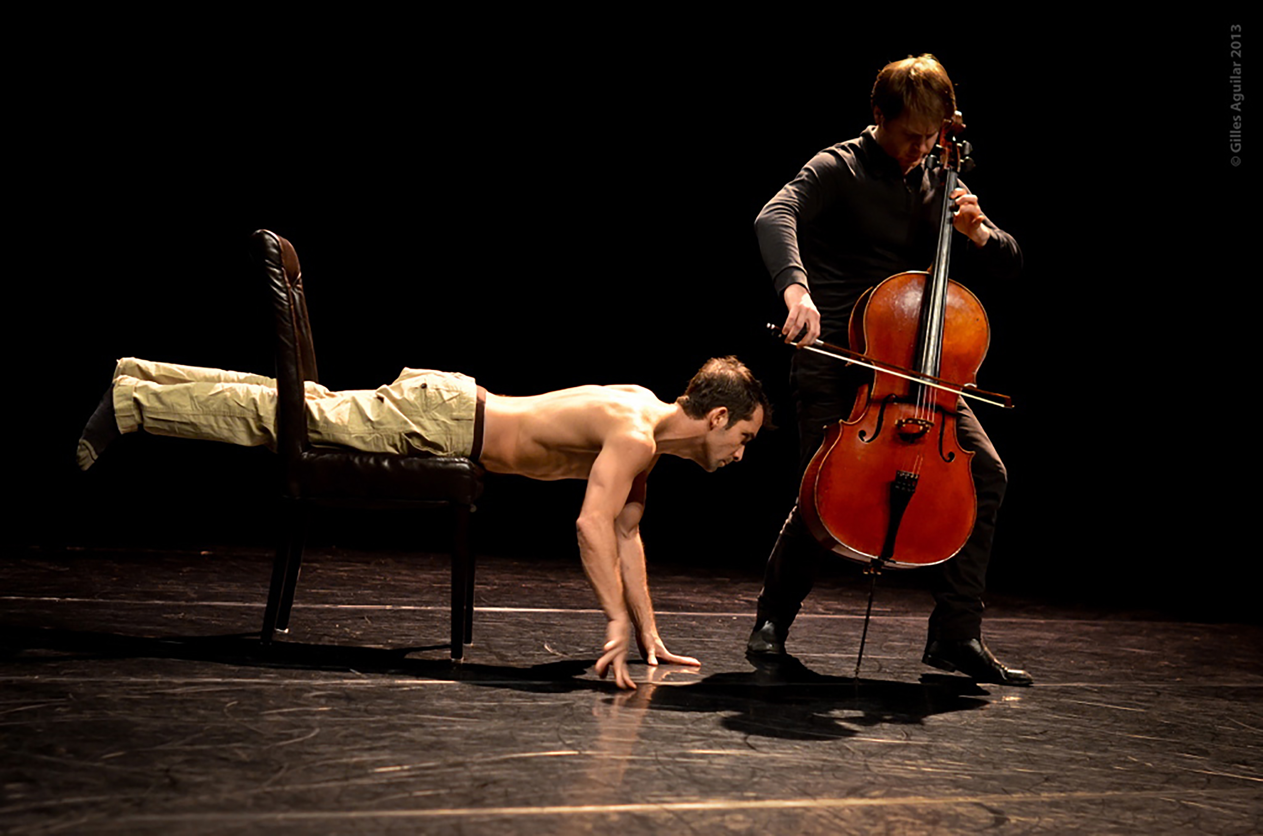 Et Hop Bach Hip Hop © Gilles Aguilar